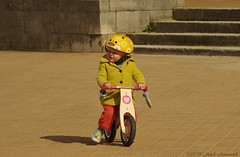 Belgian coast (Natali Antonovich) Tags: portrait childhood bike children oostende seashore seasideresort belgiancoast seaboard