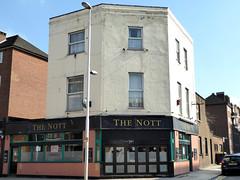 Nott (Draopsnai) Tags: pub nott oval lambeth wandsworthroad nottinghamcastle londonboozer traditionalbritishpub thorncroftroad