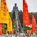 302 steps to Big Buddha