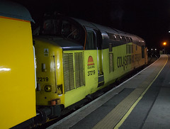 37219 Salisbury 29.04.16 (Sarum33) Tags: salisbury class37 37219