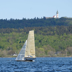 _DSF3792 (Frank Reger) Tags: bayern regatta skiff segeln segelboot 18ftammersee