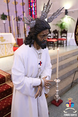 #50IglesiaPoligono | Besamanos de Ntro. Padre Jesús Cautivo y Rescatado en la Parroquia de San Pablo