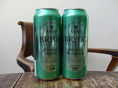 Brygg Mastarens Organic (knightbefore_99) Tags: brygg mastarens organic sweden lager pale can industrial malt hops green abro european macro tasteless style import