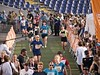 The Finish - B2RUN 2018 Hannover (mikehaui60) Tags: panasoniclumixdmcg6 lumix dmcg6 mft b2run 2018 hannover hdiarena stadium runnerphotography sportsphotography runner sports supertele finish