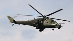 Polish Air Force 738 (Ronald Air) Tags: aproc gilze rijen ehgr aviation helo helicopter air force plane training