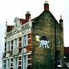 Beer invader (Jason Khoo Photography) Tags: flickr facade artwork art photography building pub london walthamstow sprayart spraypaintart urbanart wallart graffiti beerinvader streetart unlimitedphotos
