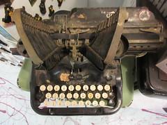 Old Typewriter (jamica1) Tags: ok falls okanagan bc british columbia canada typewriter antique vintage