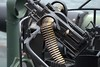 Vintage Gun On A PT Boat (Scott 97006) Tags: gun machinegun ammo amunition breach