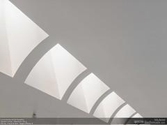 Lucernarios techo hospital (felixbernet) Tags: exterior techo córdoba andalucía españa es lucernario luz lucernarioclaraboyaluzdomadacom