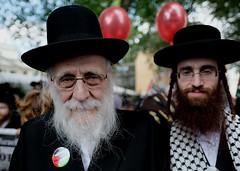 Jews in Solidarity with Palestinians.