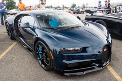 Dark Blue Carbon (Hunter J. G. Frim Photography) Tags: supercar cf charities cfcharities bugatti chiron blue w16 turbo french awd bugattichiron hypercar carbon wing quadturbo