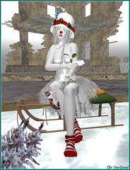 casta Oh (Tim Deschanel) Tags: tim deschanel sl second life avatar femme woman casta oh jewell theatre snow lea25 lea