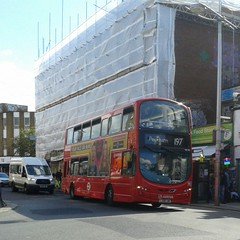 Arriva London South DW281 LJ59LWH | 197 to Peckham (Unorm001) Tags: dw281 197 dw 281 lj59lwh lj59 lwh vdl db300 wright pulsar gemini 2 2dl dl