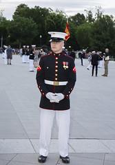 Marine Corps Sunset Parade 12 June 2018  (564) (smata2) Tags: washingtondc dc nationscapital marines marinesunsetparade usmc military