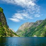 Nærøyfjord at Gudvangen thumbnail