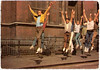Russ Tamblyn in West Side Story (1961) (Truus, Bob & Jan too!) Tags: westsidestory 1961 russtamblyn russ tamblyn american actor moviestar west side story cinema cine kino film picture screen movie movies vintage postcard carte postale cartolina postkarte postkaart ansichtskarte ansichtkaart briefkaart briefkarte hollywood filmstar musical unitedartists dancing dancer