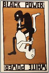 """""""BLACK POWER WHITE POWER"""" """"Get Up, Stand Up!"""" """"Changing the world with posters"""", l'affiche rebelle ou l'art de la révolte, exposition au MIMA (Millennium Iconoclast Museum of Art), Molenbeek, Bruxelles, Belgium (claude lina) Tags: claudelina belgium belgique belgië bruxelles brussels mima millenniumiconoclastmuseumofart musée museum exposition poster affiche getupstandup changingtheworldwithposters molenbeek"""
