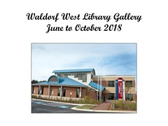 """Waldorf West Library Gallery • <a style=""""font-size:0.8em;"""" href=""""https://www.flickr.com/photos/124378531@N04/28772497408/"""" target=""""_blank"""">View on Flickr</a>"""