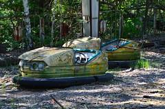 DSC_6297 (aktarian) Tags: ukraine ukrajina chernobylexclusionzone pripjat pripyat ruins ruševine zapuščeno abandoned mestoduhov ghosttown zapuščenazgradba zapuščenezgradbe abandonedbuilding abandonedbuildings urbanruins pripyatamusementpark zabaviščniparkpripjat