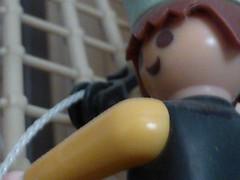 P1050274 (amalia_mar) Tags: weeklythemes macroobjects gamesorgamepieces playmobil smile toys yabbadabbadoo gift