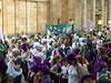 Suffragette Centenary March Edinburgh 2018 (83) (Royan@Flickr) Tags: suffragettes suffrage womens march procession demonstration social political union vote centenary edinburgh 2018