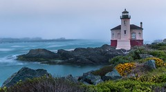 Coquille Lighthouse (Cole Chase Photography) Tags: oregon lighthouse coquilleriver pacificnorthwest