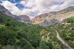 Caminito del Rey V-Desfiladero de Los Gaitanes (Málaga) (vicente1962) Tags: caminitodelrey desfiladero de los gaitanes málaga paisajes landscapes hdr