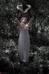 IMG_5694 (m.acqualeni) Tags: manu manuel acqualeni photographe fille femme nue nudité sexy trash thrash forêt nature arbres dark sombre décalé gothique goth gothic hood animal extérieur witch sorciere sorcière magie magic noir incantation paganisme esprit spirit
