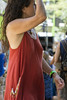 Over there (yowser85) Tags: festivals girl woman braless