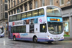 First Glasgow 32613 SF54TKX (Will Swain) Tags: glasgow central station 10th march 2018 bus buses transport travel uk britain vehicle vehicles county country scotland scottish first 32613 sf54tkx