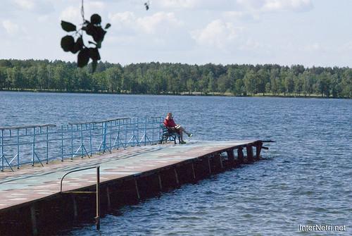 Шацький Національний Природний Парк Озеро Пісочне  МІстки InterNetri  Ukraine 128