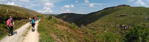 Marcha Senderismo La Inmensidad Del Monte Hijedo Cantabria Fotografía Javi Cille (11)
