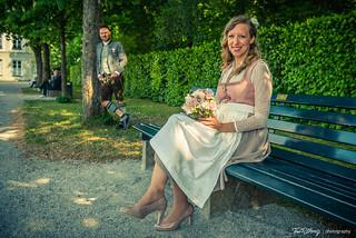 Traditional Bavarian wedding - #explored 2018/05/31