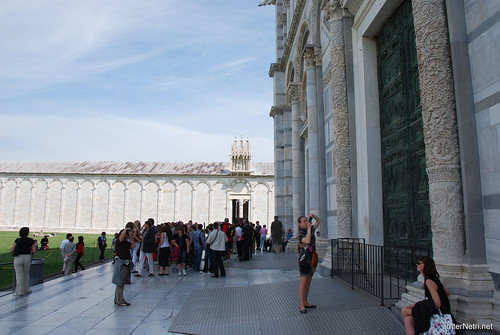 Собор Санта Марія Ассунта (Пізанський собор), Піза, Італія InterNetri Italy 228