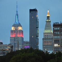 Empire State Building at Dusk (starbuck77) Tags: nyc empirestatebuilding nikon d7200 dusk evening