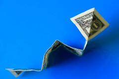 Snakey Single (Eric Tischler) Tags: flickrfriday single dollar bill money macro