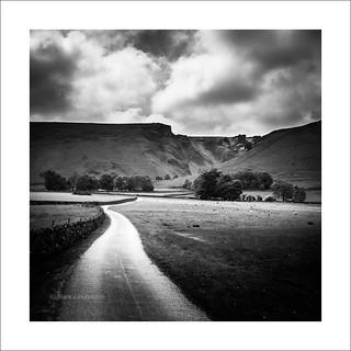 Towards Winnats Pass