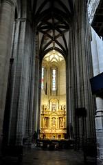 Astorga (León-España). Catedral. Capilla del Santísimo y la Majestad (santi abella) Tags: astorga león castillayleón españa catedraldeastorga retablos