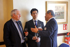 07-06-2018 Exclusive Luncheon with Secretary of State Pieter De Crem - DSC08907