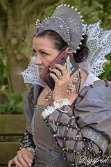 Digifred_2018_Muiderslot_S_D50_8630 (Digifred.nl) Tags: digifred 2018 nikond500 netherlands nederland fantasy muiden muiderslot portrait portret costume fairy beauty cosplay kasteel fantasyevent