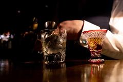 Japan: Bar HighTide (Zachary Reiss-Davis) Tags: barhightide japan tokyo alcohol cocktail drink glassware ice minatoku tōkyōto jp