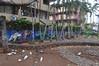 HI18_HNL_016 (Tai Pan of HK) Tags: hawaiʻi mokuʻāinaohawaiʻi stateofhawaiʻi hawaiki ʻavaiki savaiʻi kingdomofhawaiʻi hawaiʻiloa o'ahu thegatheringplace rainbowstate honolulu crossroadsofthepacific shelteredbay hnl thebigpineapple town paradise mural streetart slogan symbol emblem logo relief azulejo tiles eslogan emblema grafiti pared muro wall graffiti