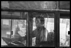 _DSC0013bw copy (pauravkshah) Tags: coolpix a nikoncoolpixa people working abstract work routine pauravkshah ahmedabad gujarat india availablelight photography photographer d5300 70300 afp monochrome bus glass blackandwhite bw mono