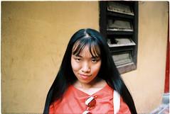 (grousespouse) Tags: vietnam 35mm analog film portrait nikonf3 nikonseriese28mmf28 kodakportra160 analogue colorfilm vietnamese asia saigon hochiminhcity hcmc temple chinatown 2018 croplab grousespouse