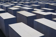 Holocaust Memorial 2 (wesselmeijer) Tags: holocaust memorial berlin monument urban concrete gray grey