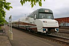 Albany, Oregon (UW1983) Tags: trains railroads amtrak cascades talgo passengertrains albany oregon