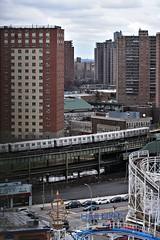 The Urban Jungle (Comiccreator24) Tags: youngphotographer urban urbanography urbanamerica urbanphotography urbanjungle usa unitedstates unitedstatesofamerica 718 brooklyn brooklynny brooklynnyc nikonography nikon nikonphotographer nikond3400 nikondslr nikond3400photographer nikonogrophy newyork nikond340070300mm newyorkcity digitalphotography dslr d3400 d3400photographer cloudyweather cloudysky march2018 coneyisland coneyislandnewyork coneyislandny 2018 2018inphotos metro overcast overcastskies overcastweather subway