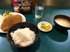 ロースかつ定食 (96neko) Tags: snapdish iphone 7 food recipe お食事おおの