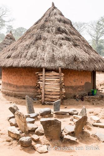 Village meeting point