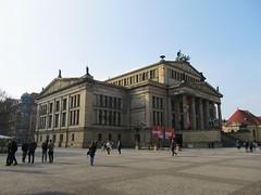Gendarmenmarkt, Berlin (Stewie1980) Tags: berlin mitte deutschland germany allemagne gendarmenmarkt konzerthaus schauspielhaus concert hall square